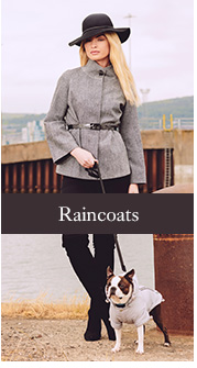 View Urban Pup Rain Jackets