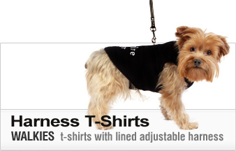 T-Shirt Harnesses
