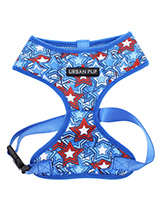 Hero Star Harness - Our Hero Star Harness is a tribute to all the Superhero's rolled into one not to mention your own little Superhero! It is lightweight and incredibly strong. designed by Urban Pup to provide the ultimate in comfort and safety. It features a breathable material for maximum air circulation that helps p...